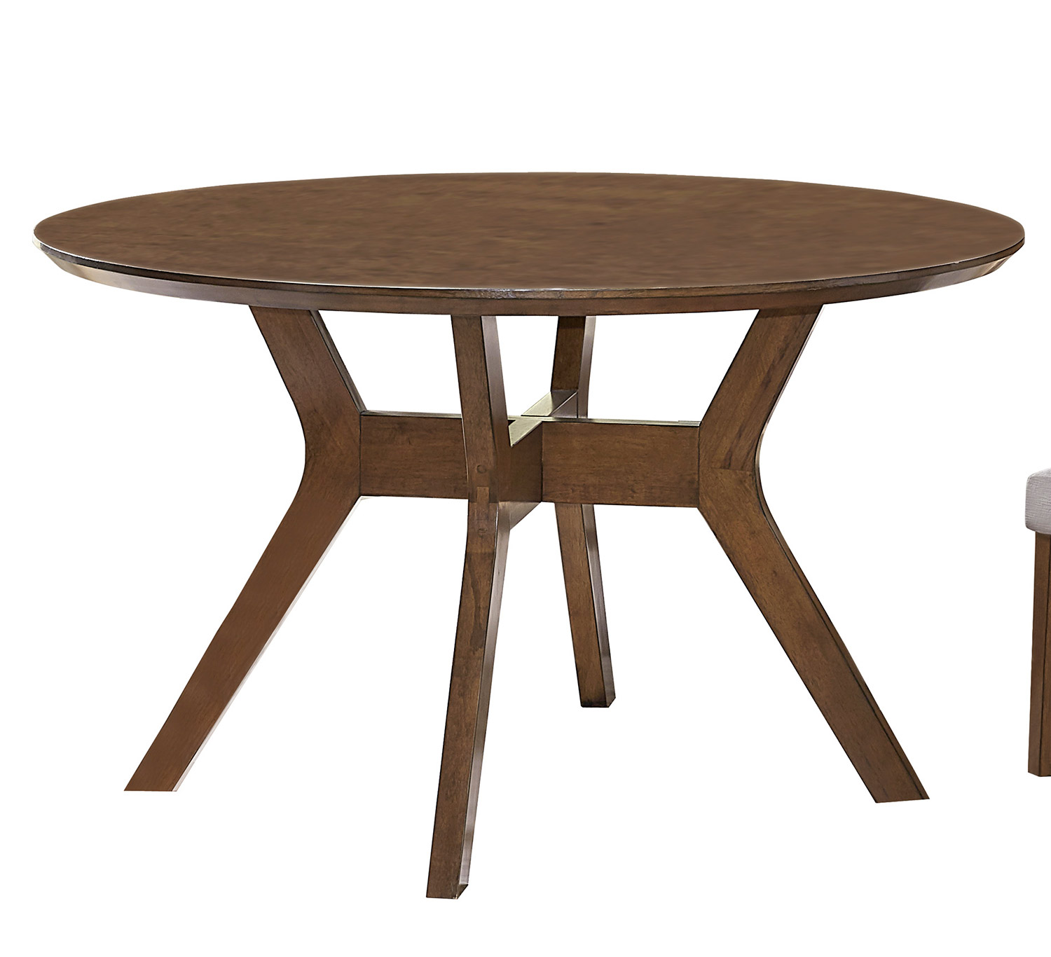 Homelegance Coel Round Dining Table - Natural