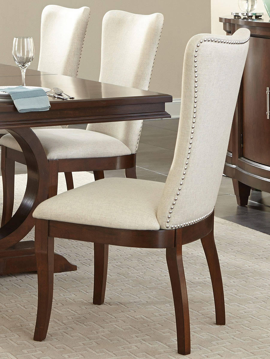 Homelegance Oratorio Side Chair - Cherry