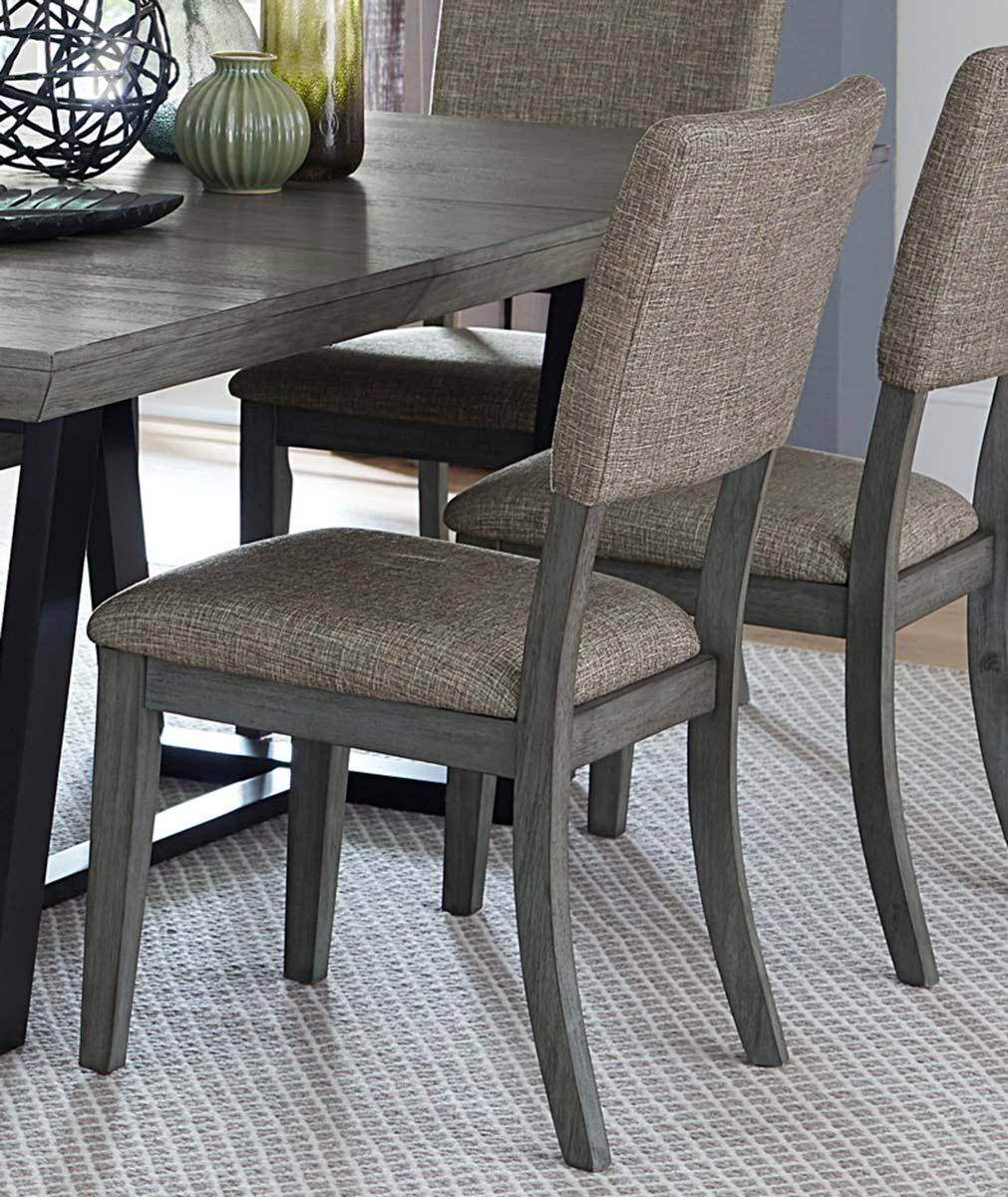 Homelegance Avenhorn Side Chair - Gray