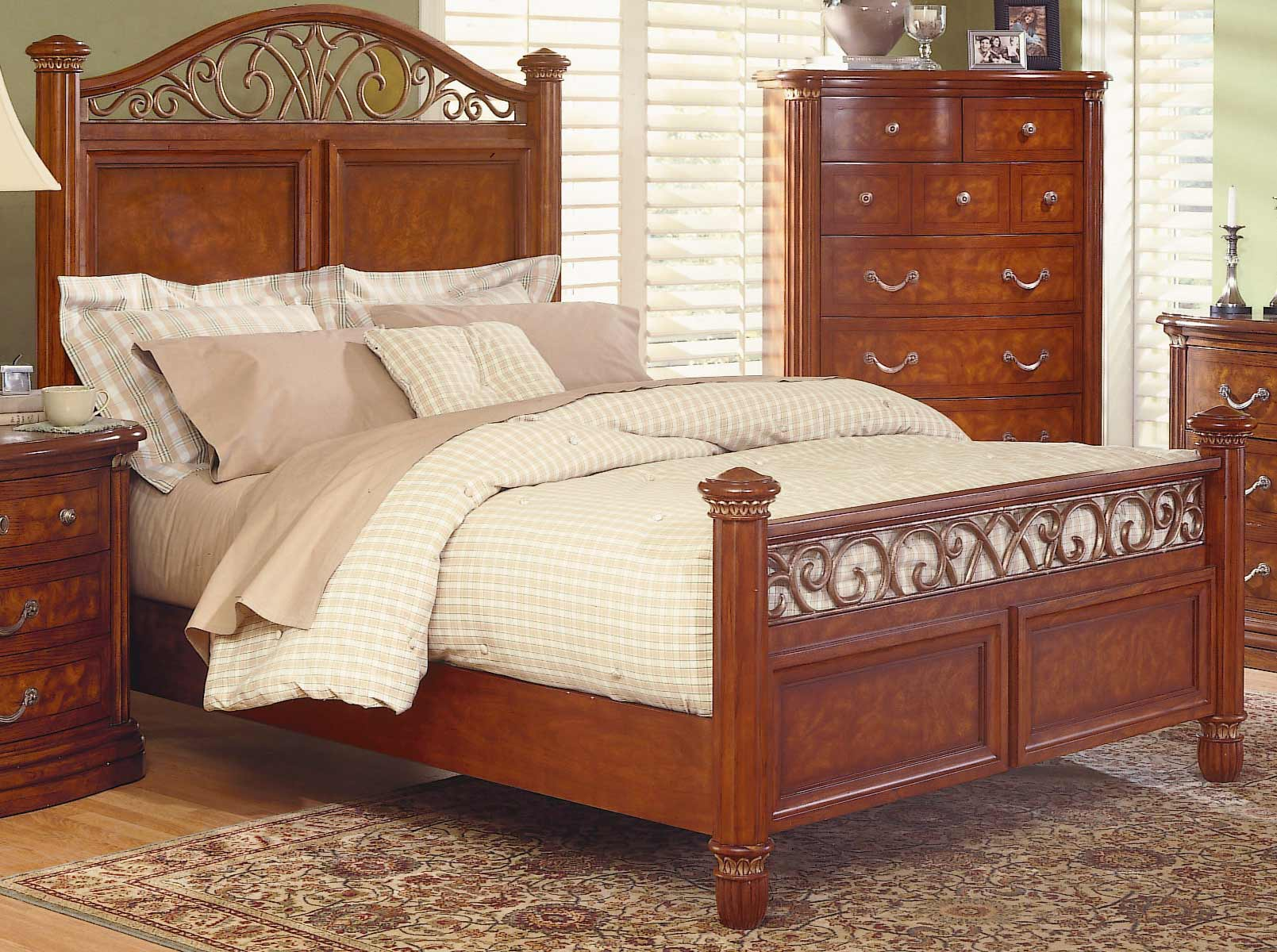 Homelegance Neo-Contempo Bed