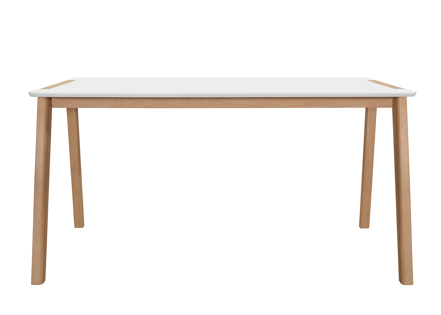 Homelegance Misa Dining Table - Natural