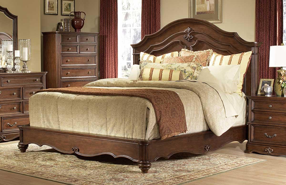 Homelegance Stanfordson Panel Bed