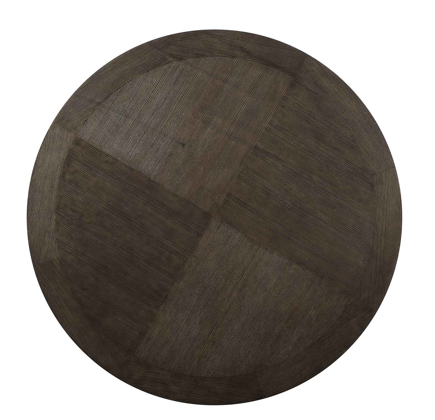 Homelegance Ibiza Round Dining Table - Light Oak