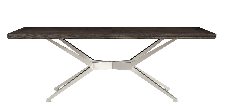 Homelegance Ibiza Dining Table - Light Oak