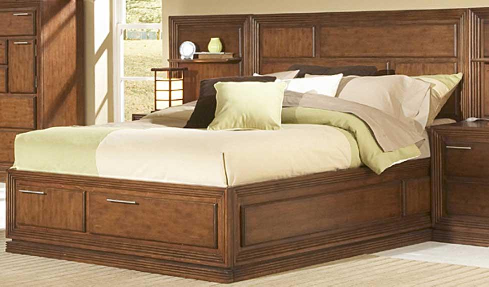 Homelegance Huntington Platform Bed
