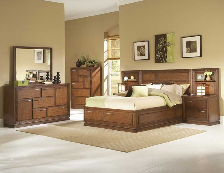 Homelegance Huntington Platform Bedroom Collection