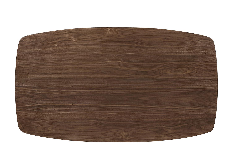 Homelegance Paran Dining Table - Natural Walnut