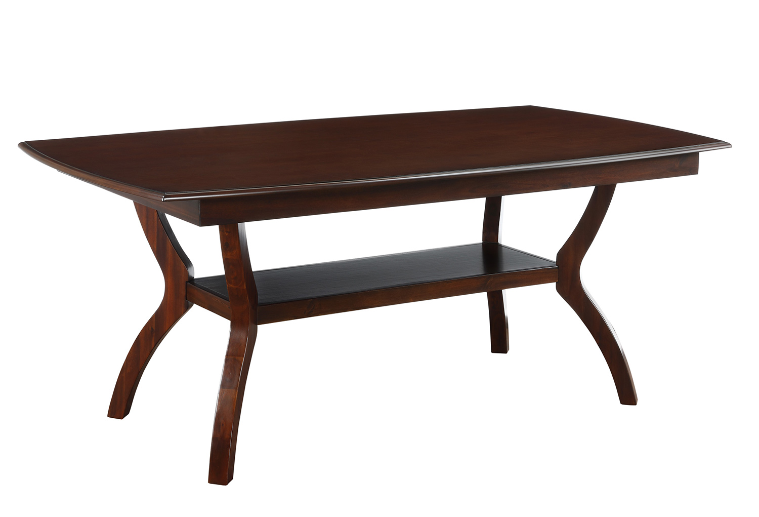 Homelegance Whitby Dining Table - Cherry