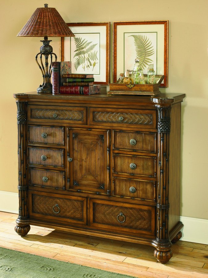 Homelegance Tropical-Island Man Chest