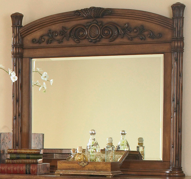 Homelegance Tropical-Island Mirror