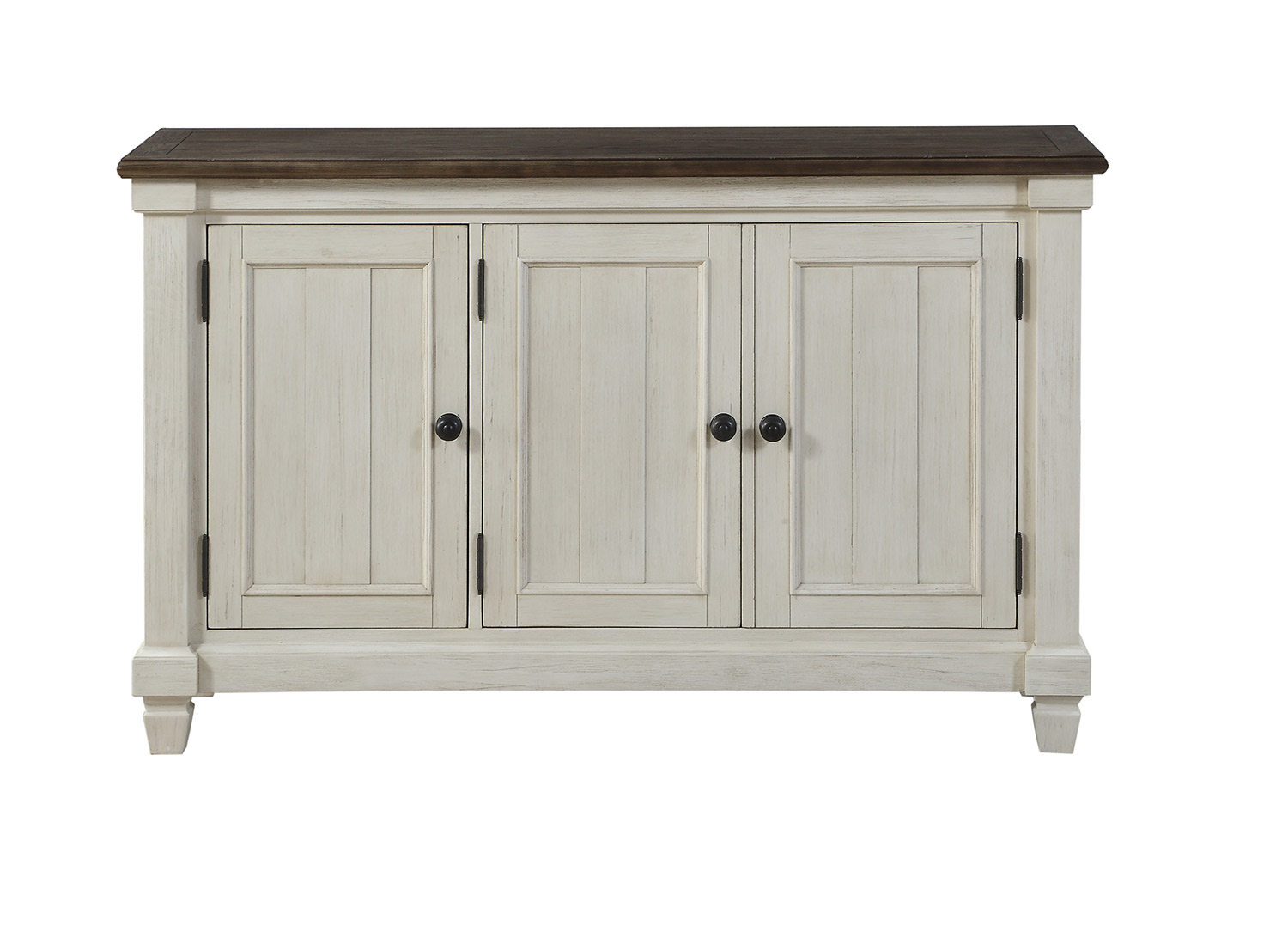 Homelegance Willow Bend Server - Antique White