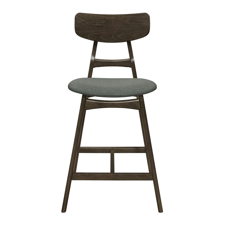 Homelegance Tannar Counter Height Chair - Gray