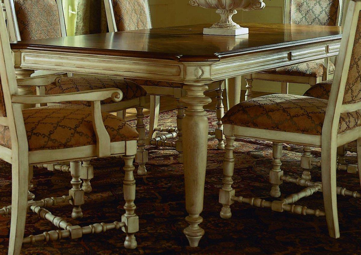 Pulaski Casa Cristina La Cienega Leg Table