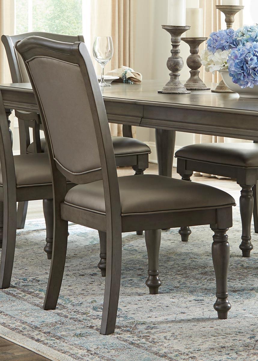 Homelegance Summerdale Side Chair - Birch veneer