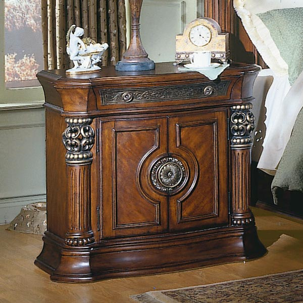 Homelegance Roman-Era Night Stand