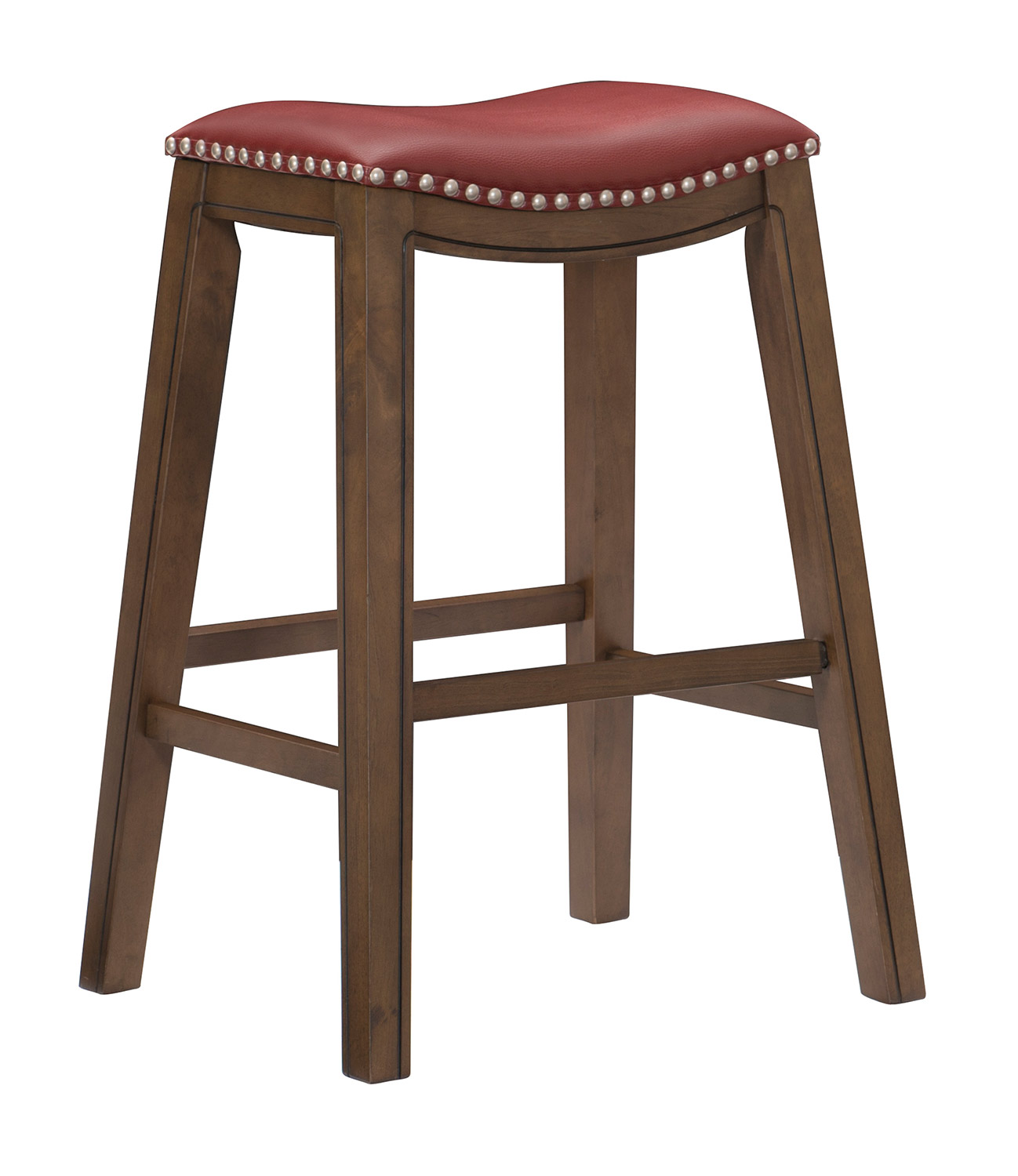 Homelegance 29 SH Stool - Red