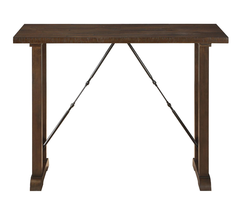Homelegance Bracknell 3-Piece Counter Height Dining Set