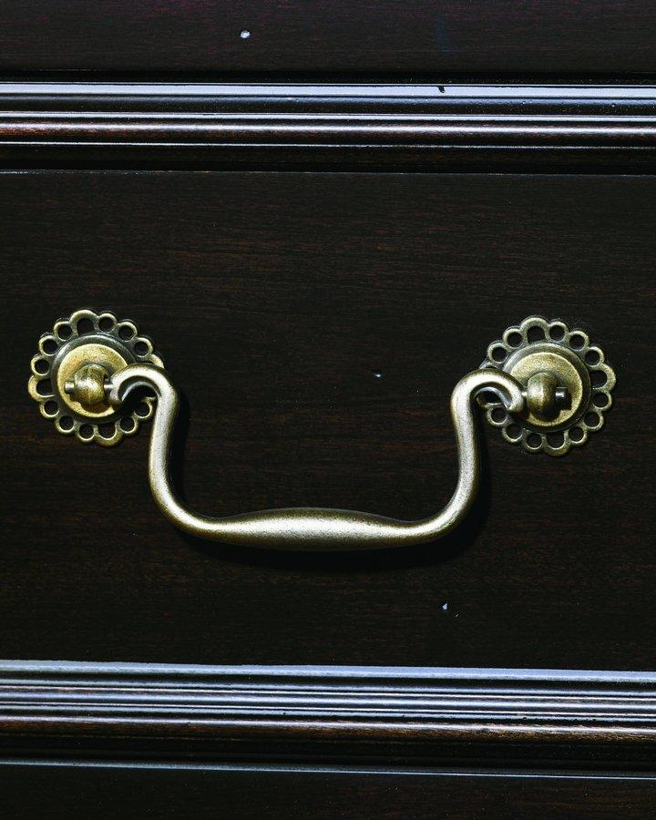 Pulaski Ebony Carlton Manor Dresser