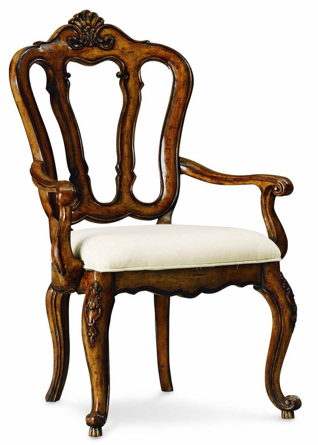 Pulaski Sauvignon Arm Chair