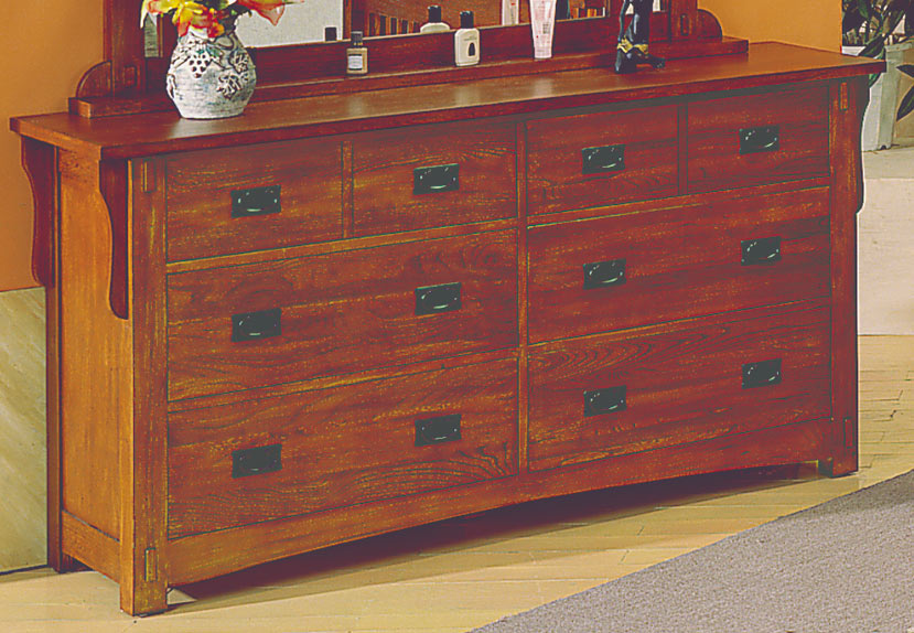 Homelegance Arlington 6 Drawer Dresser