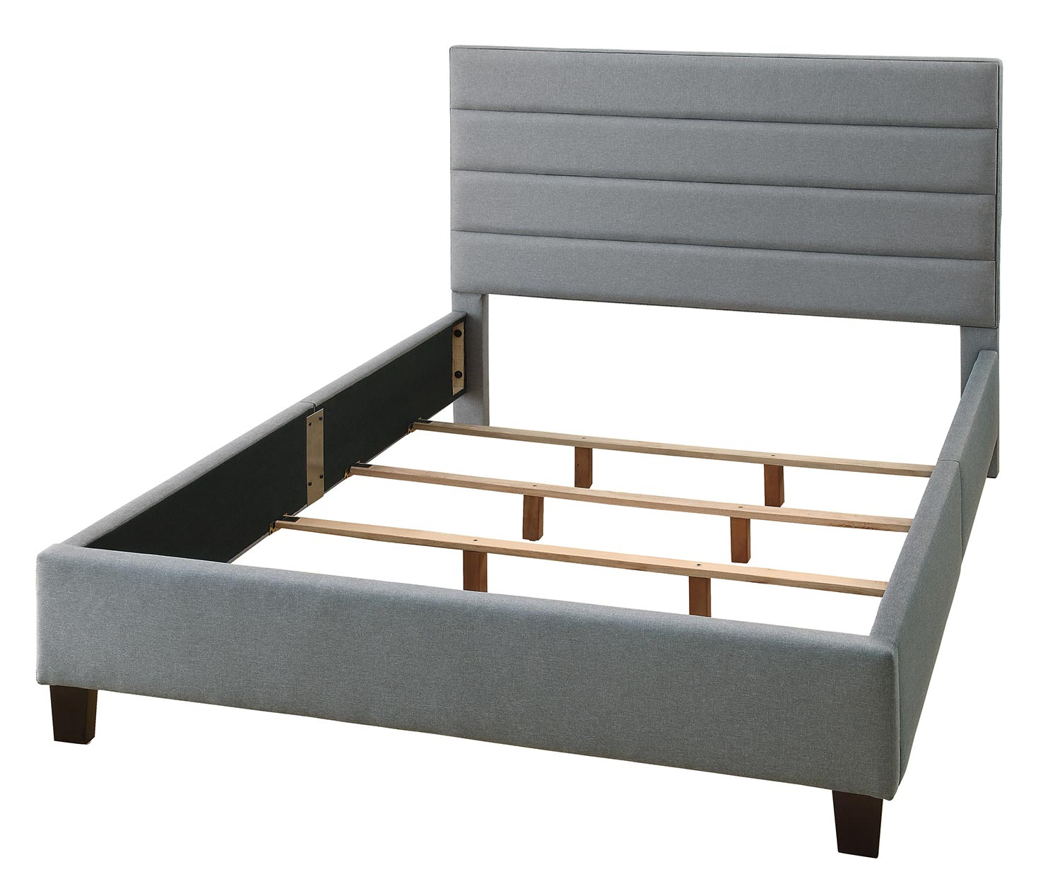 Homelegance Fugue Bed - Gray