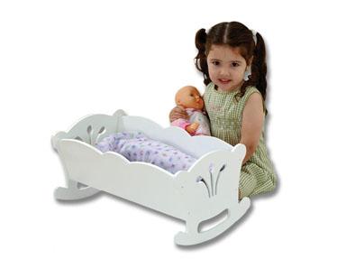 KidKraft Lil' Doll Cradle