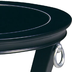 Traditional Accents Orbis Table