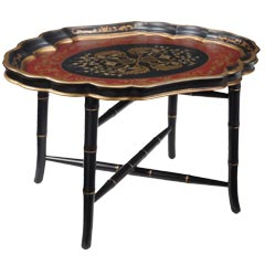 Cheap Traditional Accents Capitol Tray Table