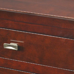 Traditional Accents Tamara Chest - Cherry