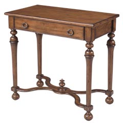 Cheap Traditional Accents William and Mary Hall Table