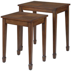 Cheap Traditional Accents Columbia Nesting Tables