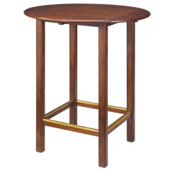 Cheap Traditional Accents Butler Pub Table