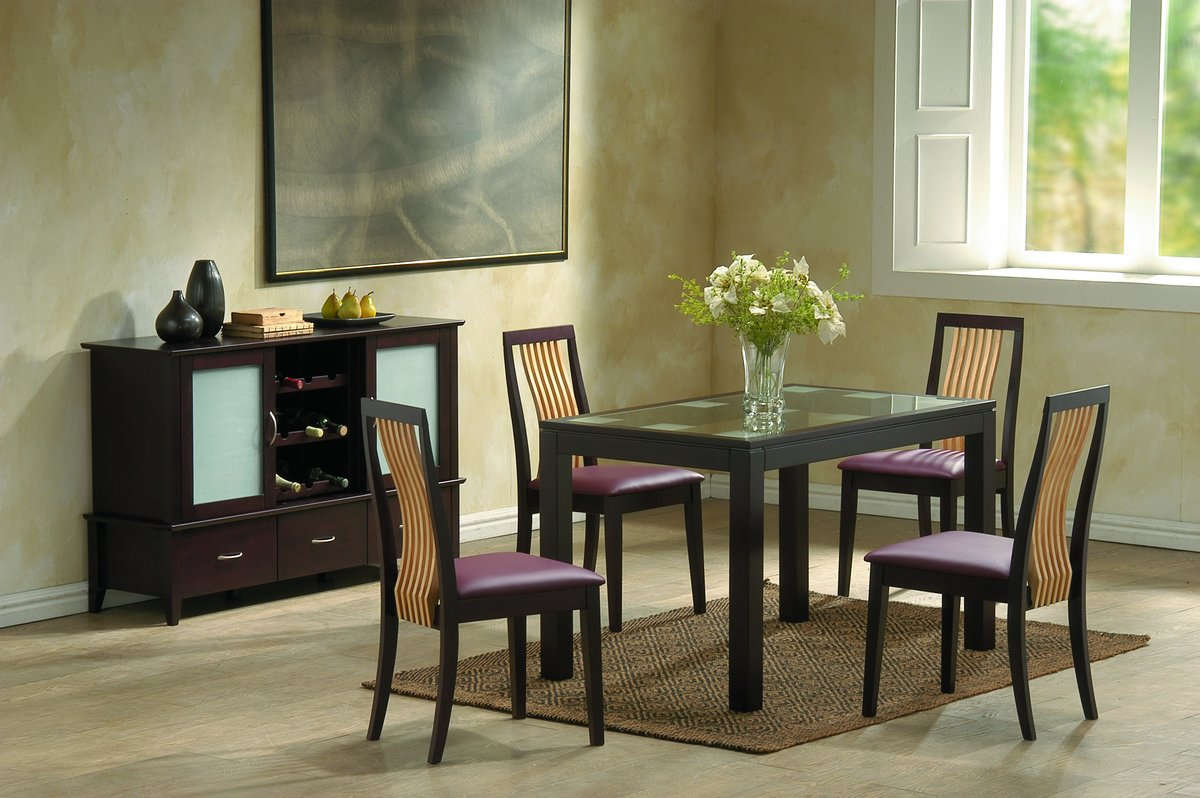 Homelegance Merlot Dining Collection