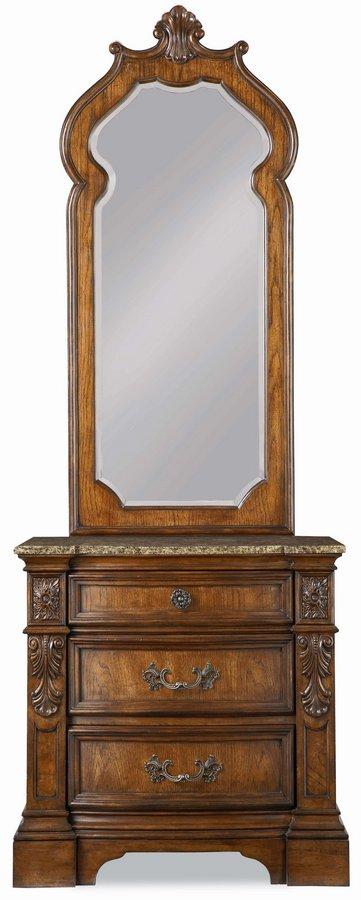 Pulaski Terracina Sienna Nightstand Mirror