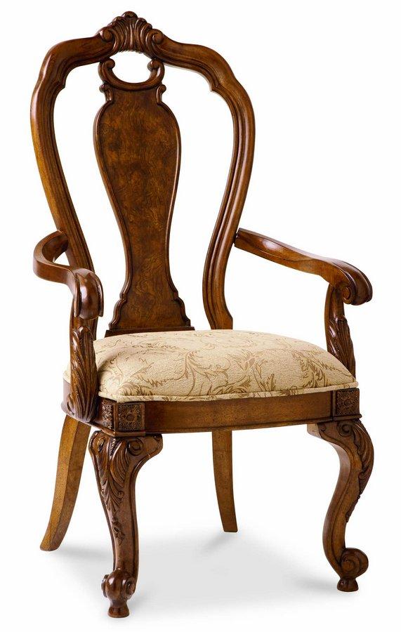 Pulaski Terracina Sienna Arm Chair