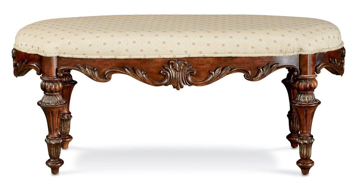 Pulaski Dorchester Bed Bench
