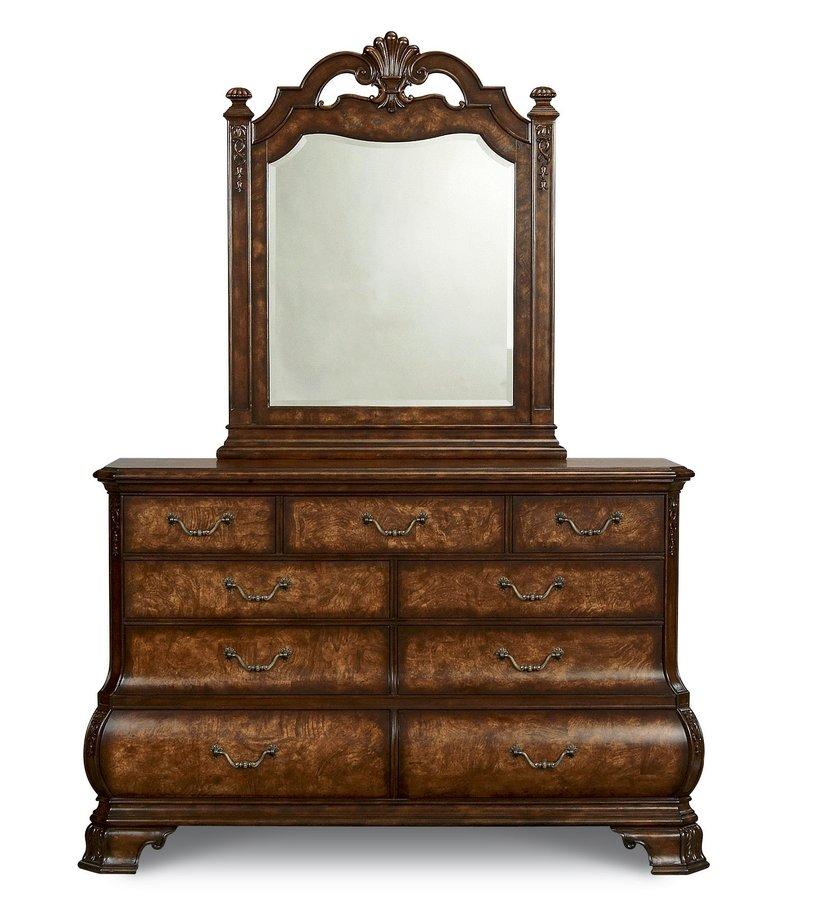 Pulaski Renaissance Court Mirror
