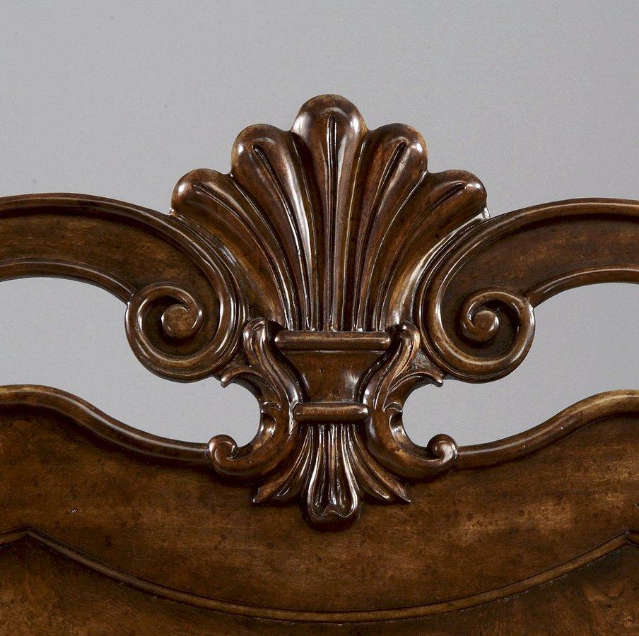 Pulaski Renaissance Court Sleigh Bed