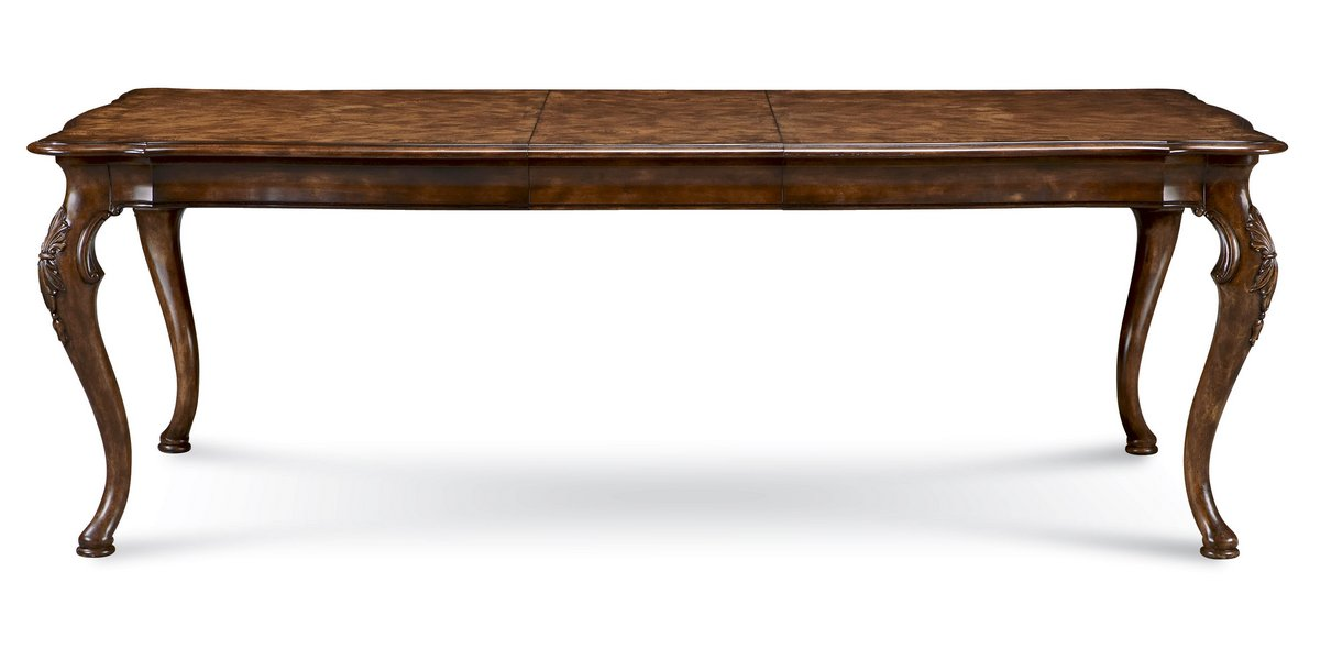Pulaski Renaissance Court Leg Table