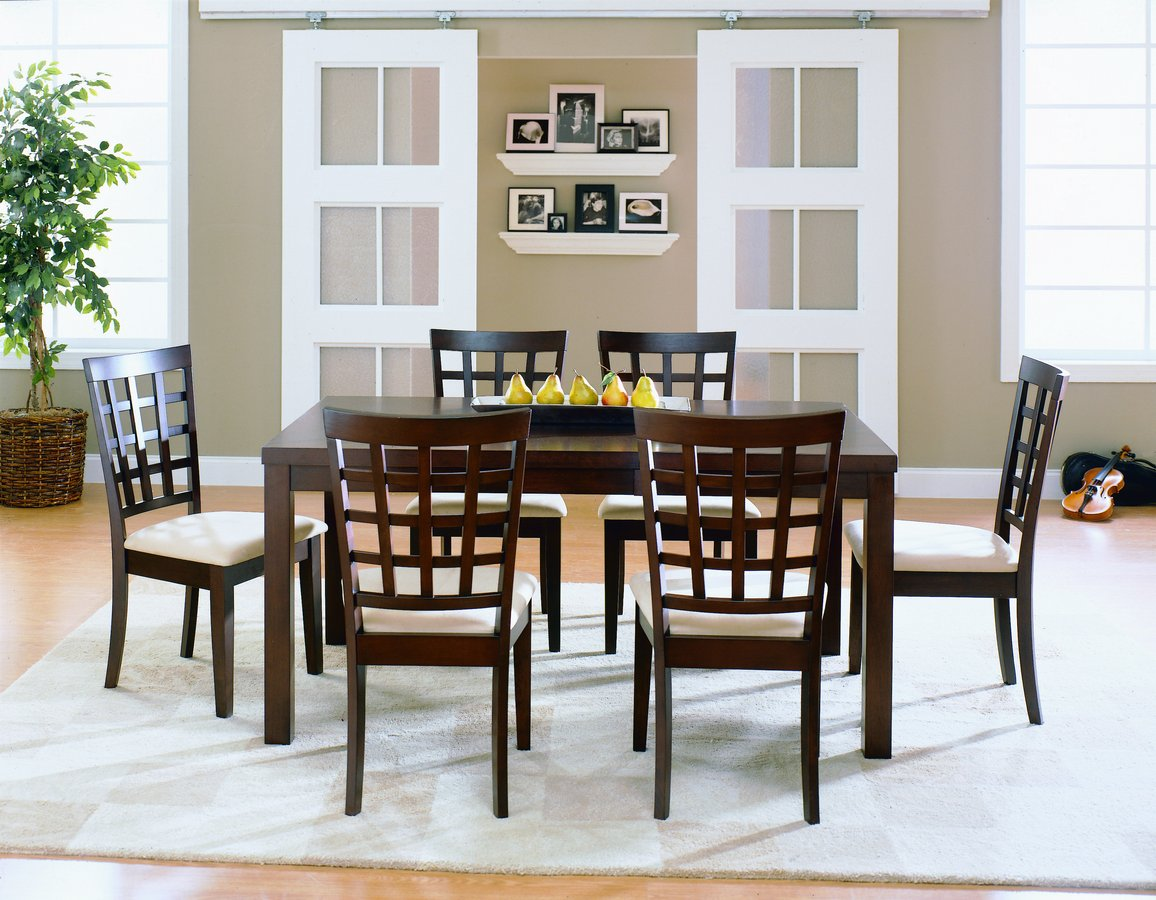 Homelegance Lotus Dining Collection