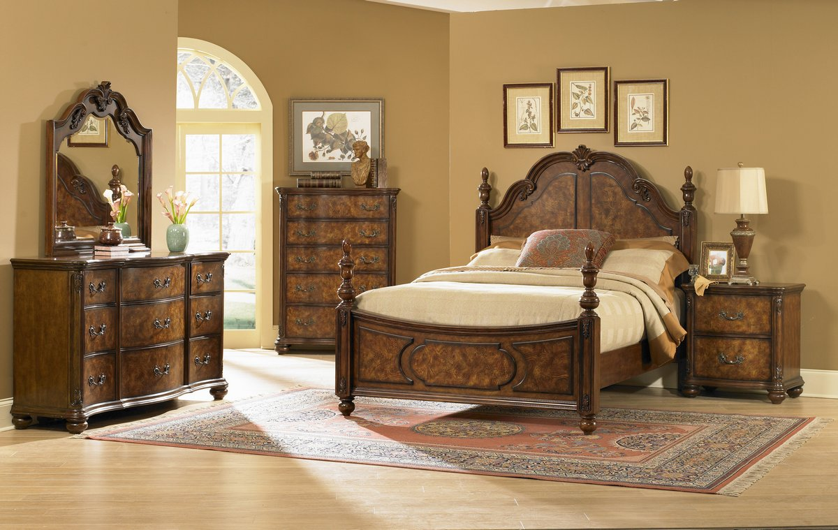 Pulaski Ashton Park Bedroom Collection
