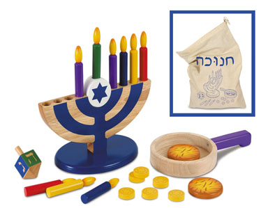 KidKraft Celebrate Chanukah Set