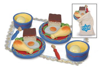 KidKraft Celebrate Shabbat Dinner for Two