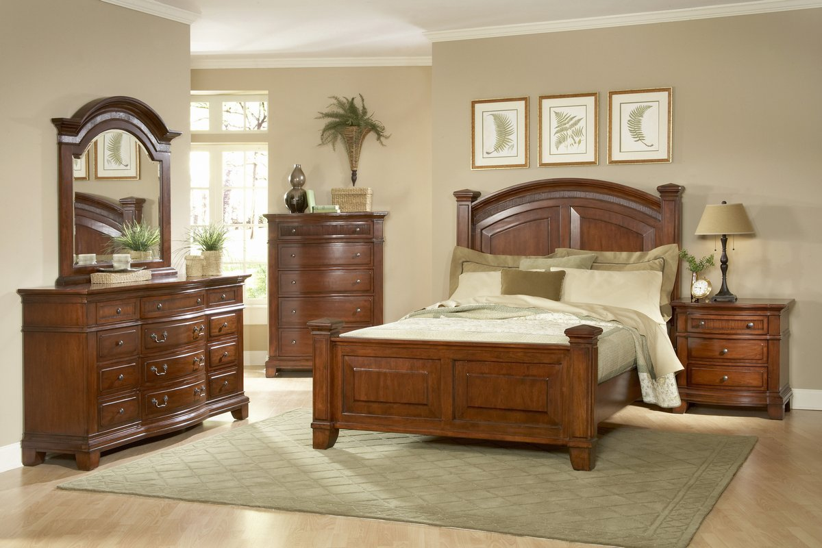 Pulaski Urban Country Bed