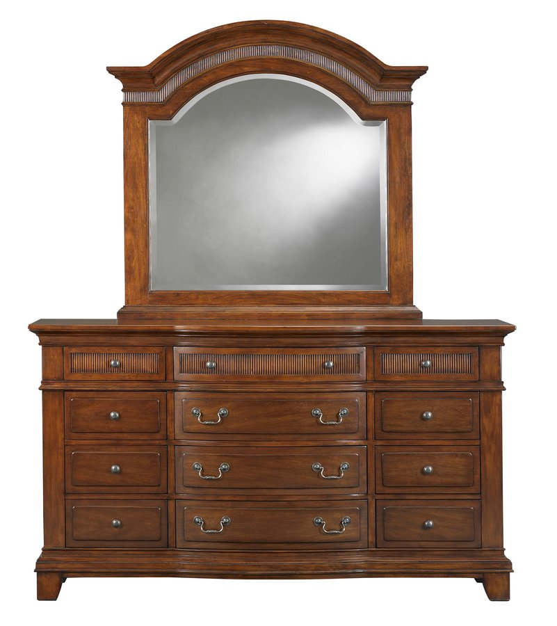 Pulaski Urban Country Panel Bedroom Collection