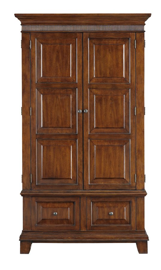 Pulaski Urban Country Armoire