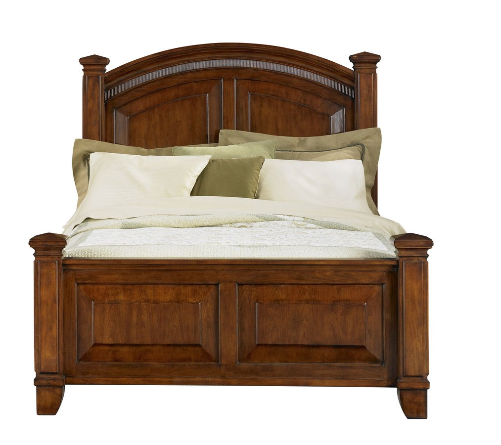 Pulaski Urban Country Bedroom Collection B631150