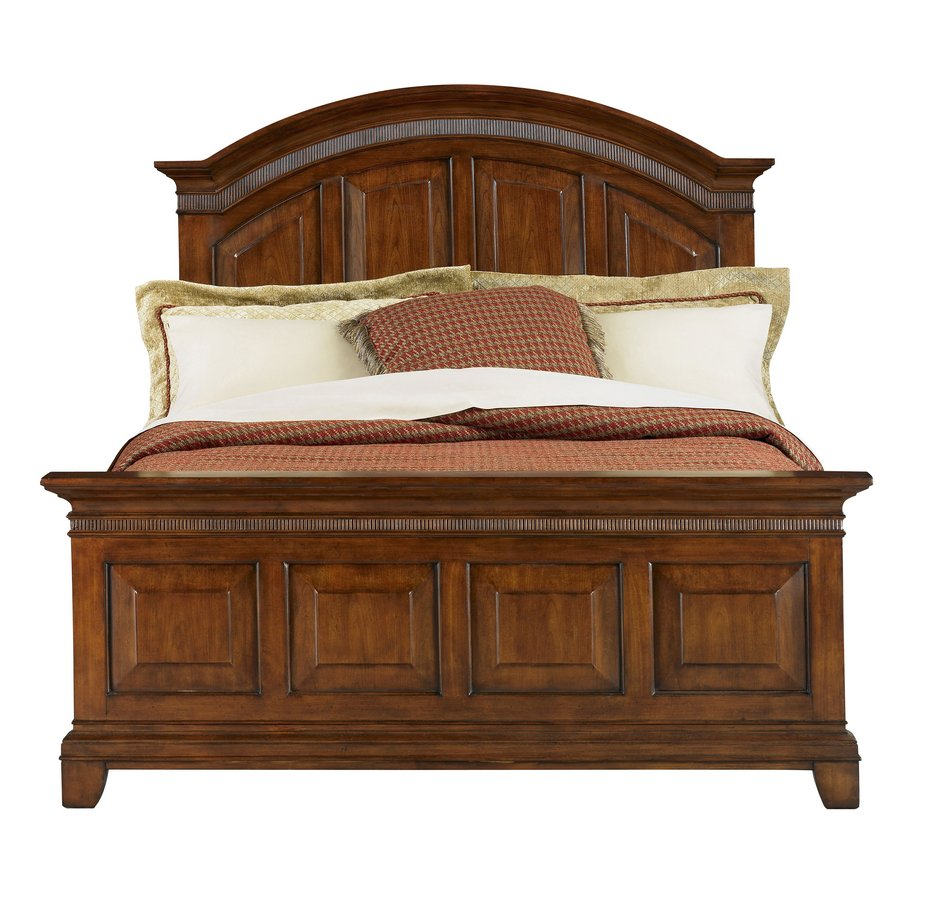 Pulaski Urban Country Panel Bed