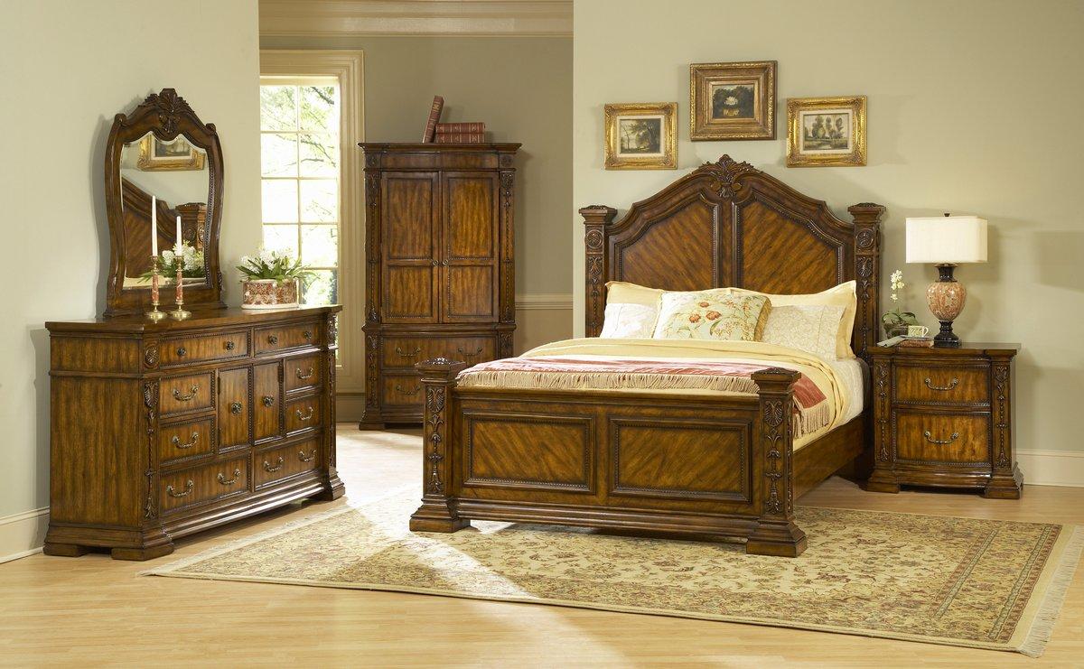 Pulaski Pamplona Bed