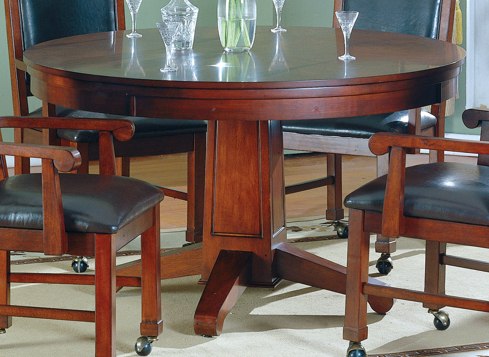 Homelegance Davilla Game Dining Table